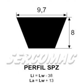 CORREA SPZ-2240