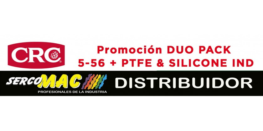 PROMOCION DUO PACK 5 56 PTFE y SILICONE IND